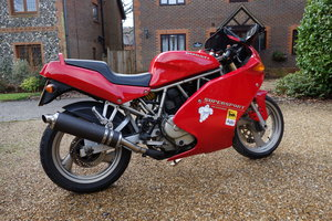 Ducati 600SS Looking for a good home