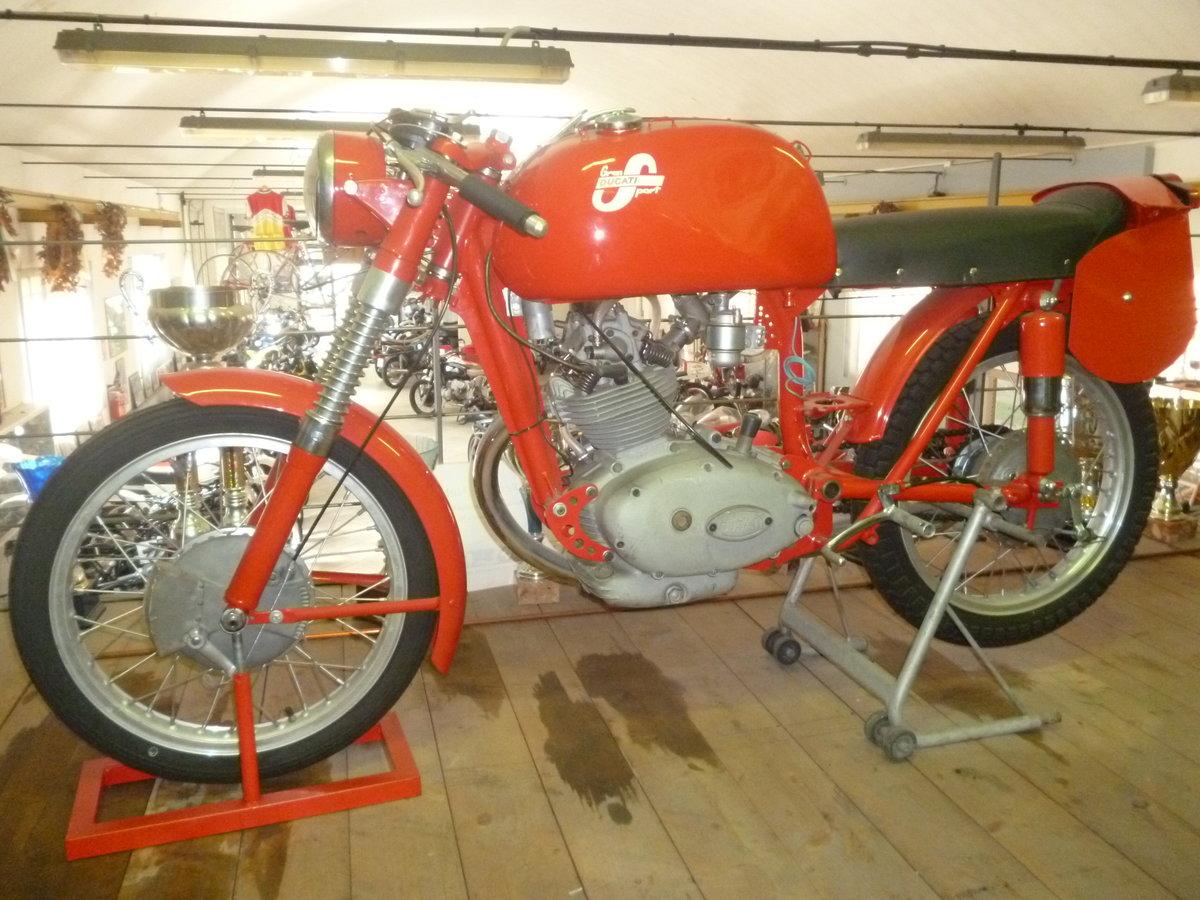 1955 Ducati 125 Gran Sport Marianna For Sale (picture 2 of 6)
