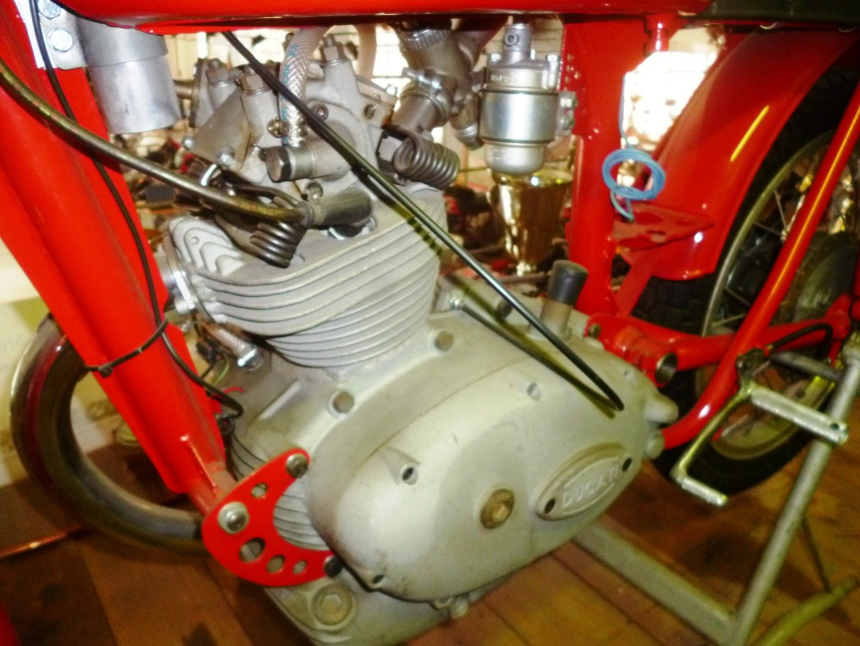 1955 Ducati 125 Gran Sport Marianna For Sale (picture 6 of 6)