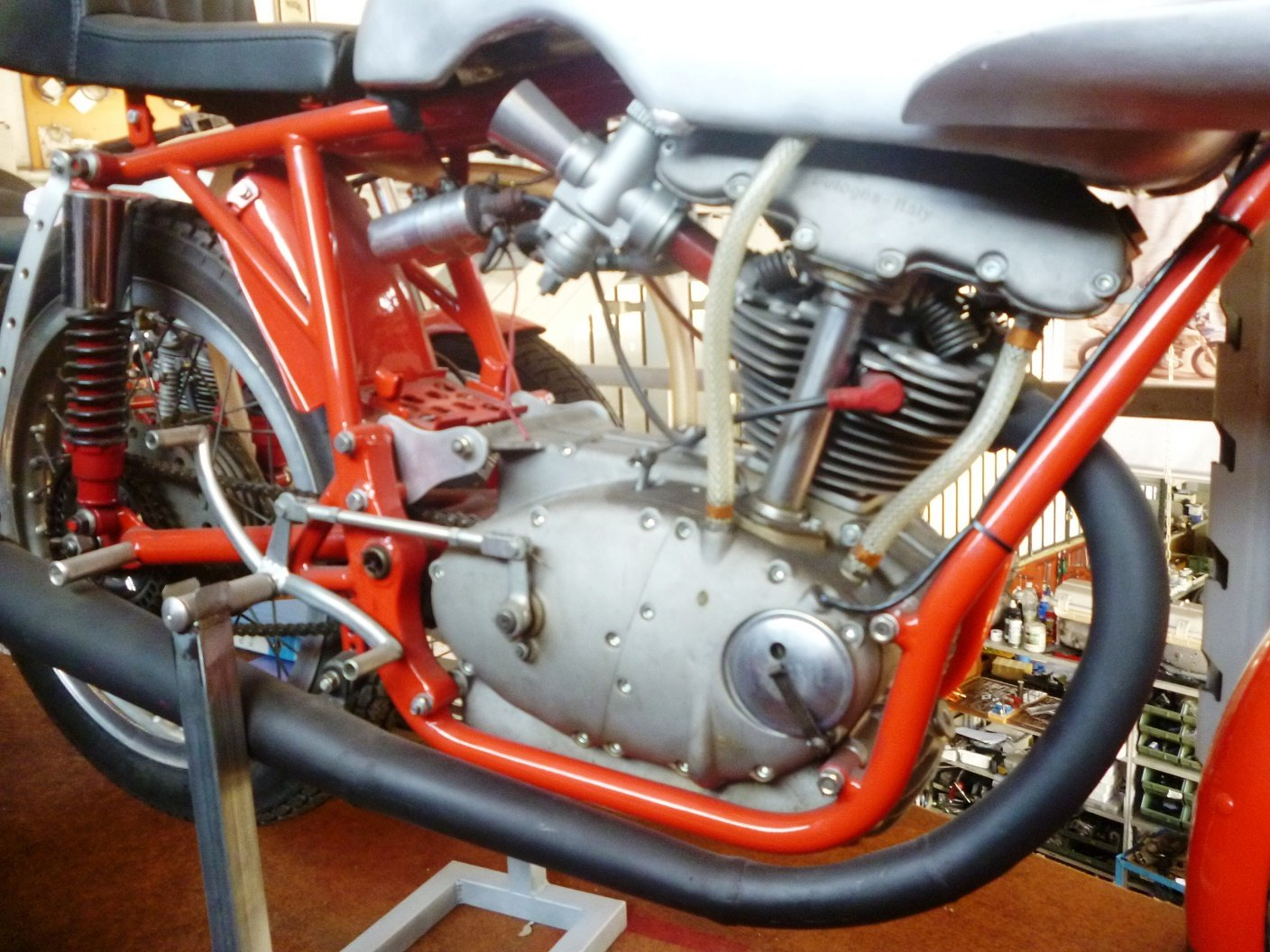 1956 Ducati 125 Gran Prix For Sale (picture 3 of 6)