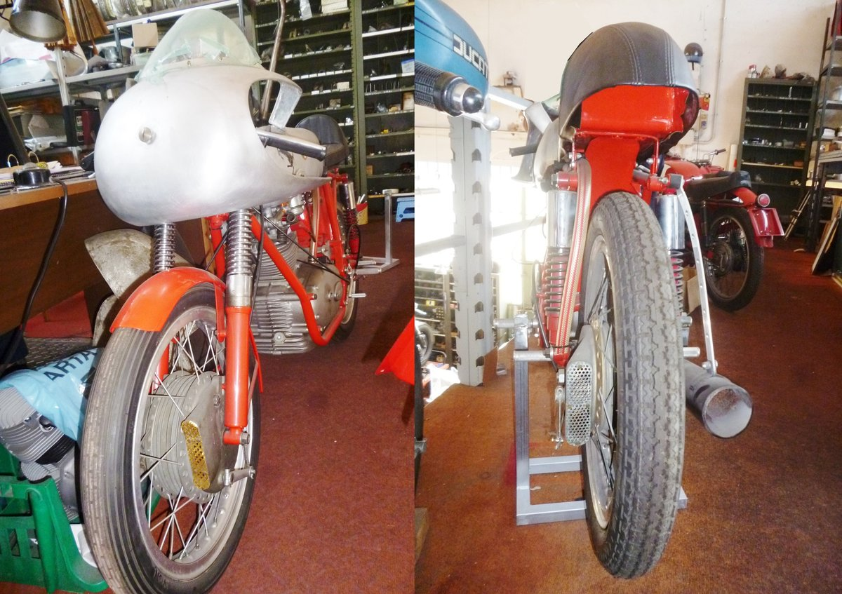 1956 Ducati 125 Gran Prix For Sale (picture 5 of 6)