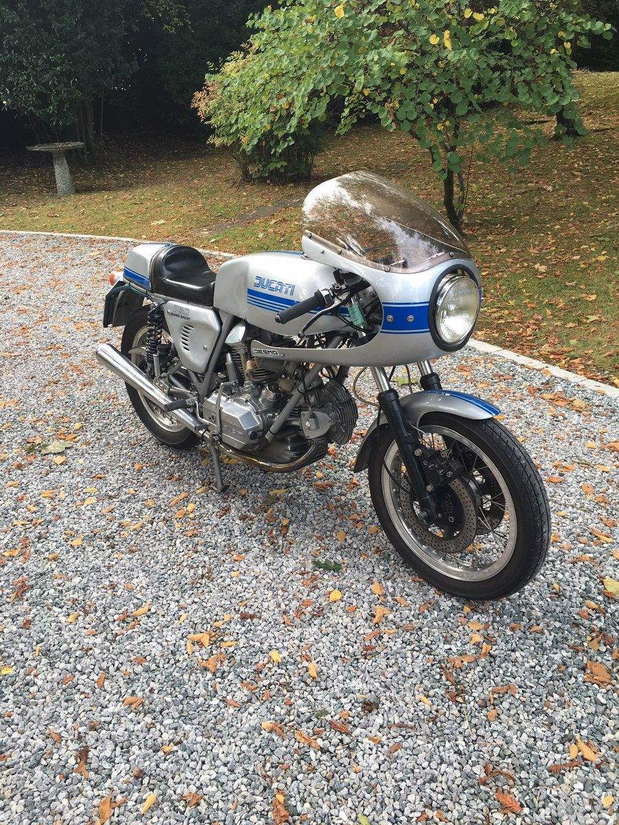 1976 Ducati 750 Super Sport For Sale (picture 1 of 2)