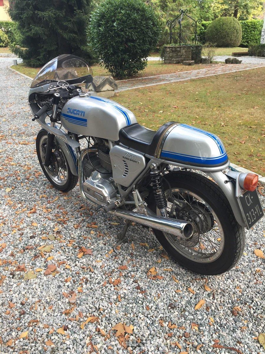 1976 Ducati 750 Super Sport For Sale (picture 2 of 2)