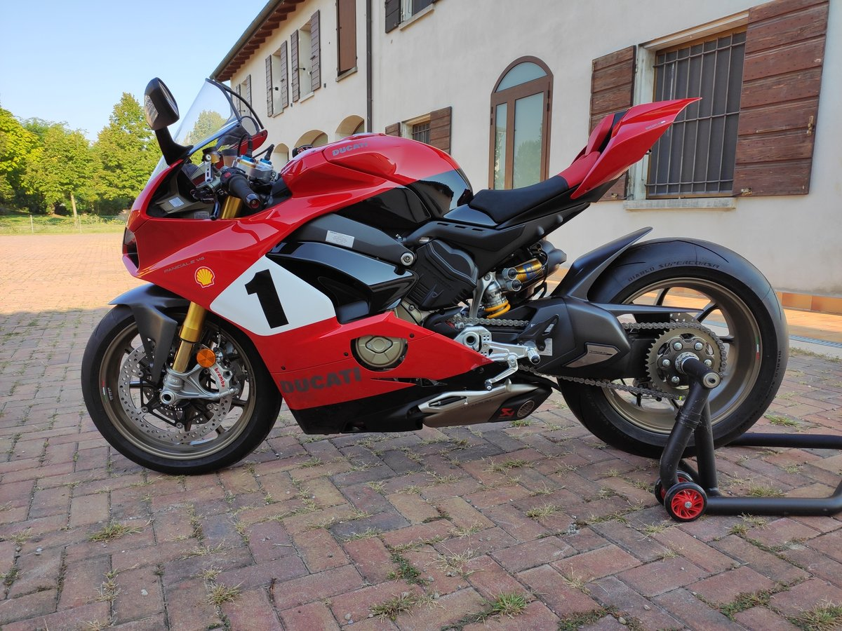 2019 Ducati Panigale V4 916 Anniversary For Sale (picture 1 of 6)