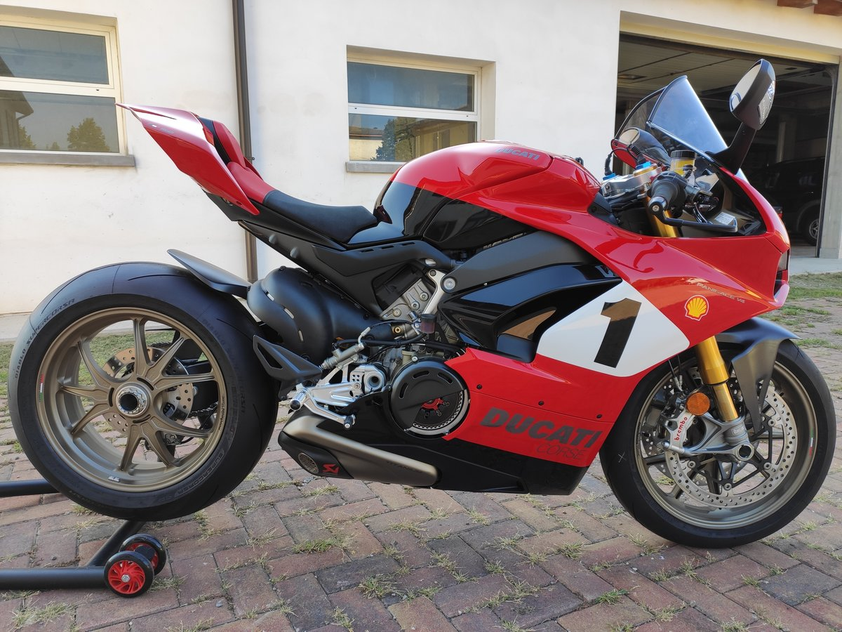 2019 Ducati Panigale V4 916 Anniversary For Sale (picture 3 of 6)