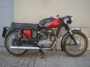 Picture of 1957 Ducati 175 early model