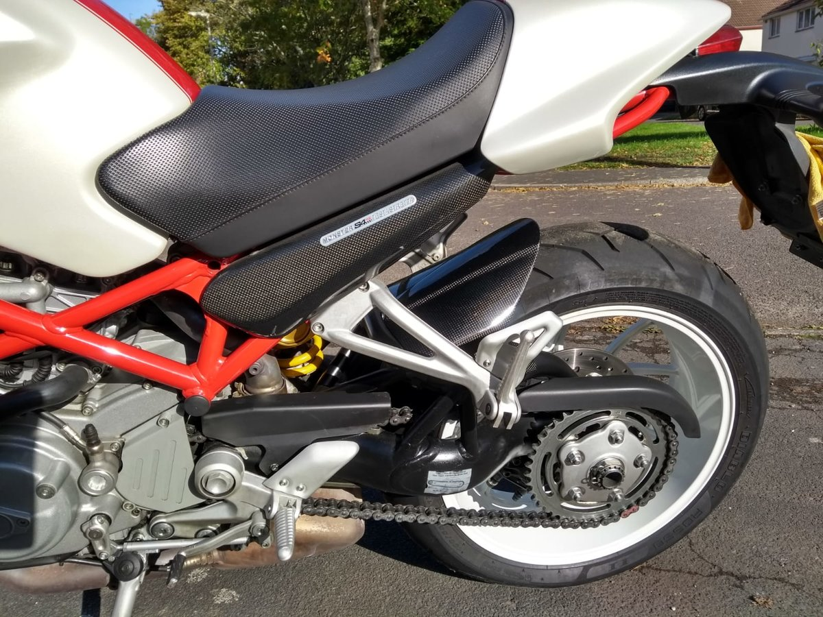 2008 Ducati Monster S4RS, 6k Miles, Brilliant Condition For Sale (picture 3 of 6)