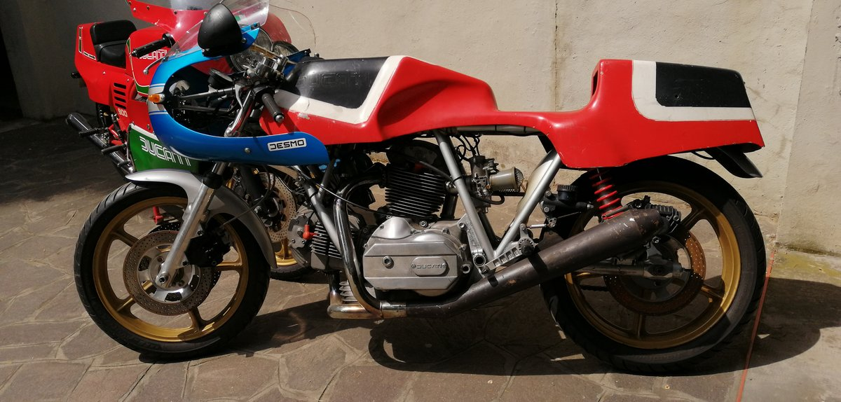 Picture of 1977 DUCATI 900 SS NCR DASPA FRAME BEVEL For Sale