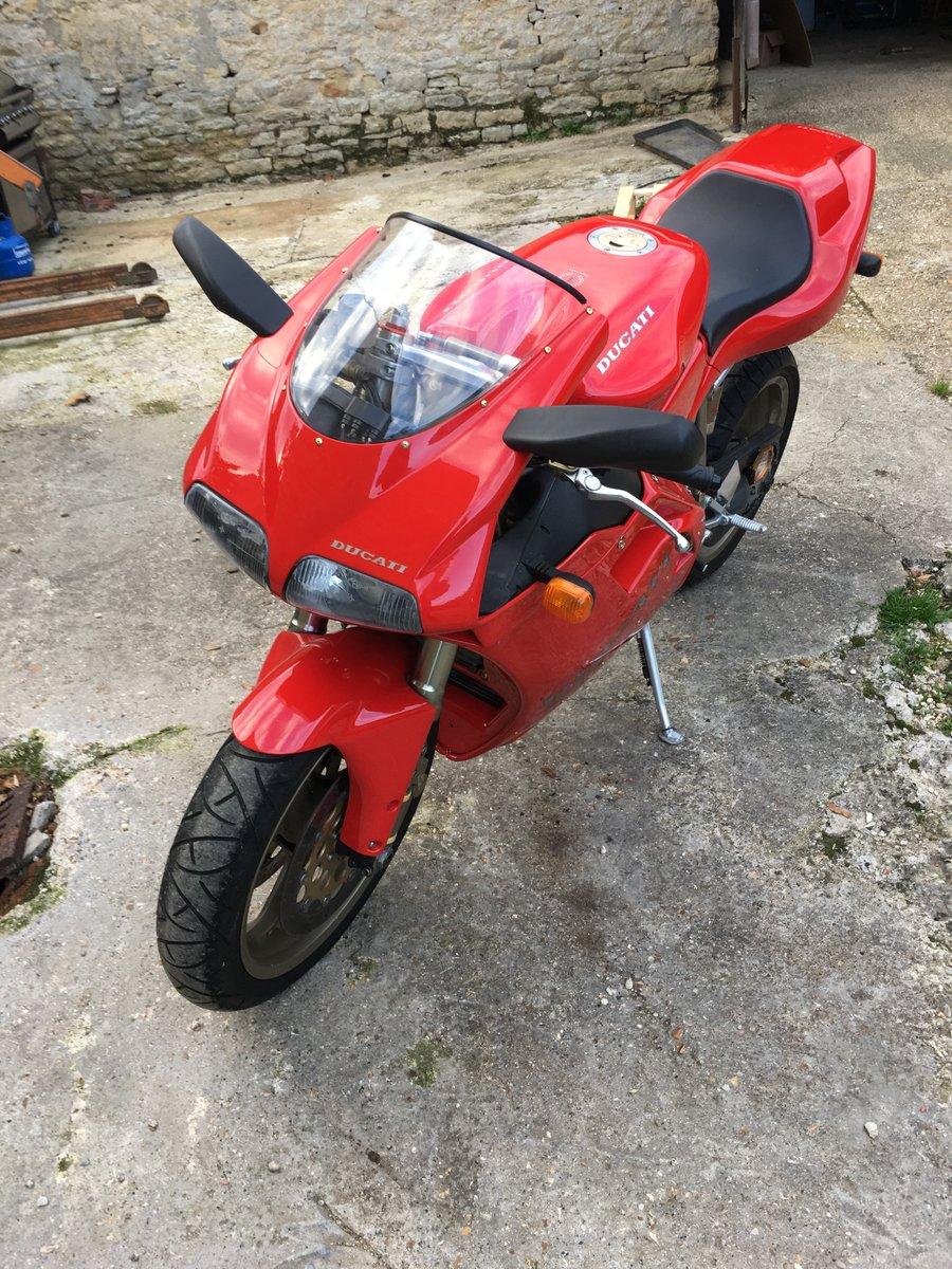 1995 Ducati 916 Strada For Sale (picture 2 of 6)