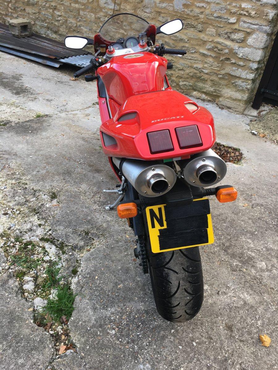 1995 Ducati 916 Strada For Sale (picture 3 of 6)
