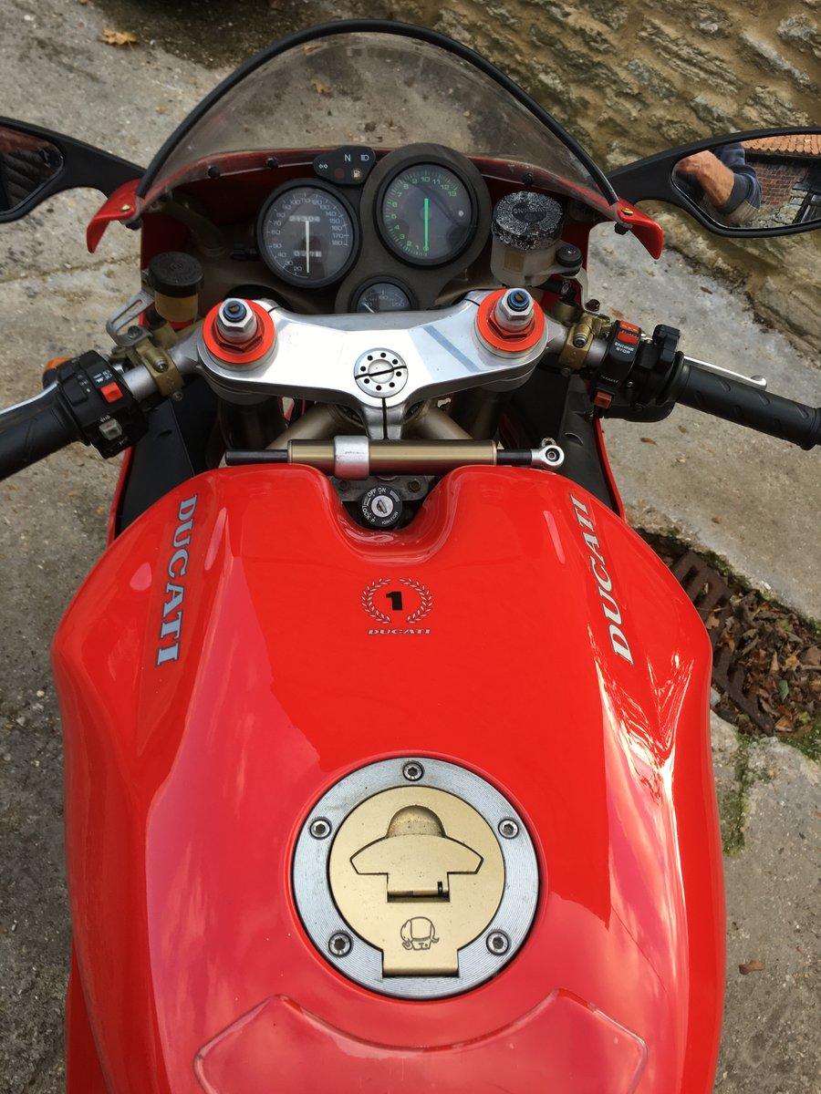 1995 Ducati 916 Strada For Sale (picture 4 of 6)