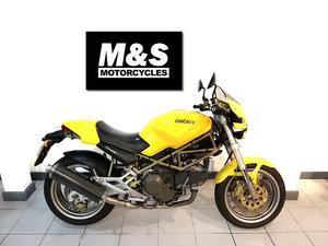 Picture of 1998 Ducati Monster 900S SOLD