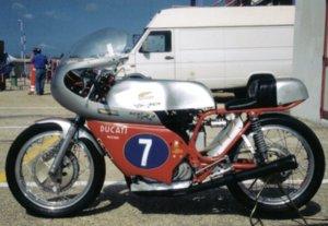 Picture of 1968 Ducati ncr 350 () official  descript