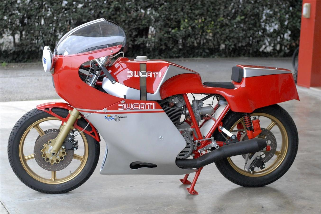 1978 Ducati DASPA NCR endurance For Sale (picture 1 of 2)