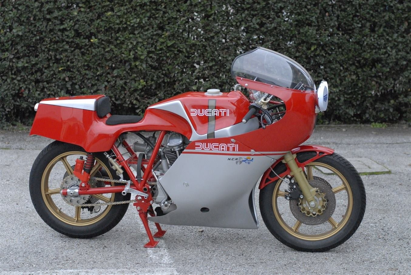 1978 Ducati DASPA NCR endurance For Sale (picture 2 of 2)