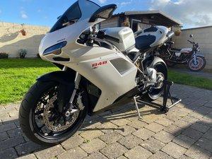 Picture of 2008 Ducati 848 collectors dream Ex Mark Bludell