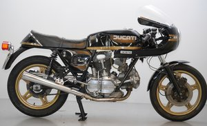 Picture of 1978 Very rare early black and gold Ducati 900SS For Sale