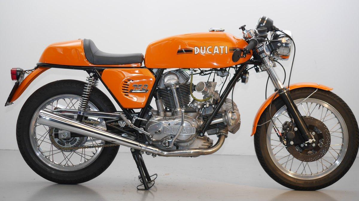 1974 Genuine Ducati 750 sport For Sale (picture 1 of 1)