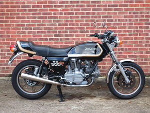 Picture of 1981 Ducati 900 SD Darmah  For Sale