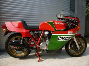 1979 Ducati 864cc Mike Hailwood Replica