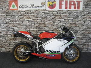 2006 06-reg Ducati 749 BiP Moto GP Rep in race colours