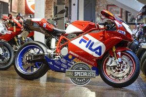 Picture of 2004 Ducati 999R Fila Replica