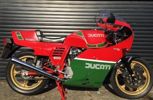 Picture of 1984 Ducati - Mike Hailwood Replica – electric start