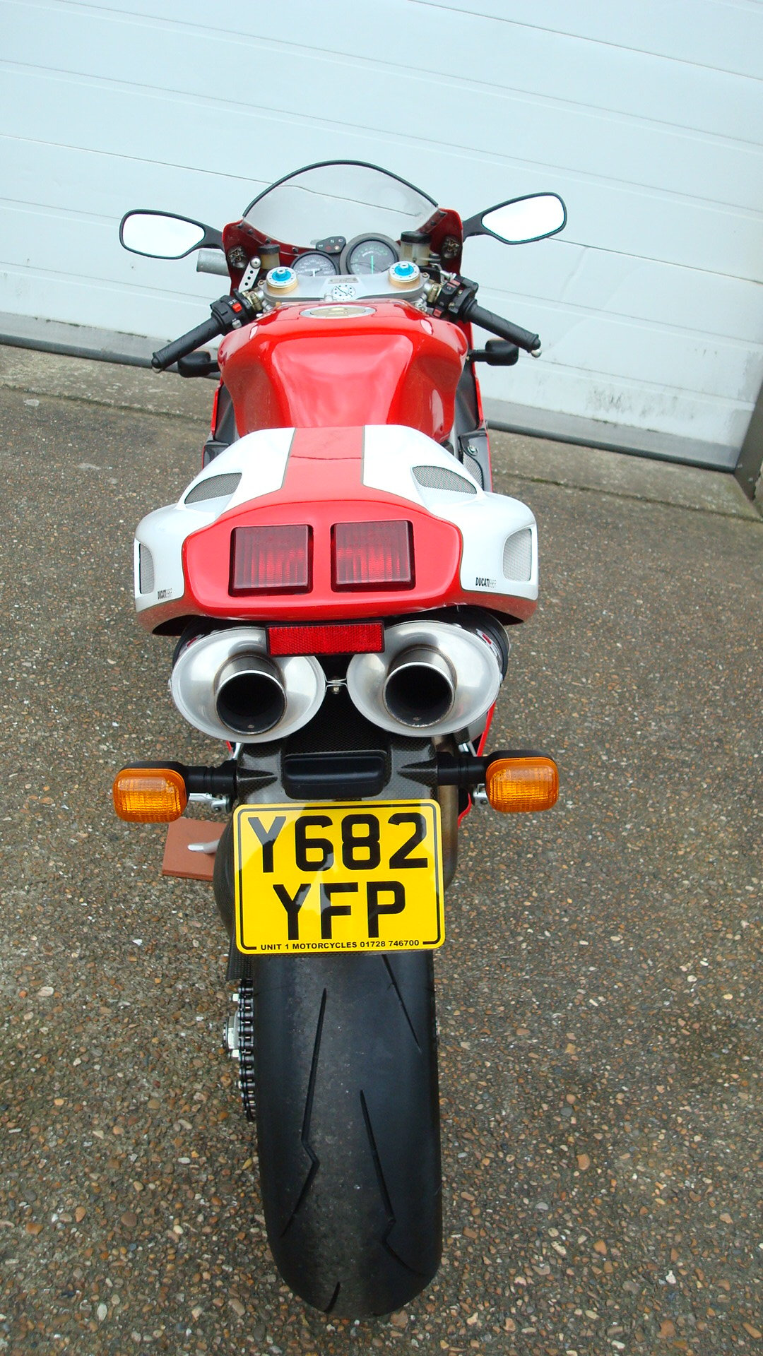 Ducati 996R 2001-Y **STUNNING,LOW MILES** For Sale (picture 4 of 6)