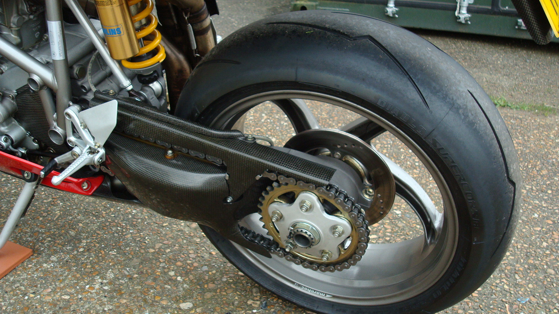 Ducati 996R 2001-Y **STUNNING,LOW MILES** For Sale (picture 5 of 6)