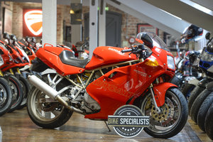 Picture of 1997 Ducati 750SS low mileage example For Sale