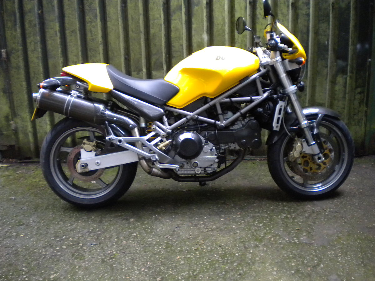 Picture of 2002 DUCATI MONSTER S4 916 For Sale