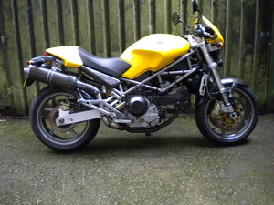 Picture of 2002 DUCATI MONSTER S4 916