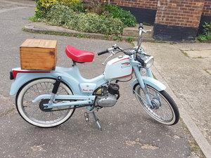 Ducati Brisk moped.Very rare in UK