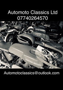 Picture of 0000 Morini, Milani, Maserati, Laverda, Mv Agusta, Mondial, Minar For Sale