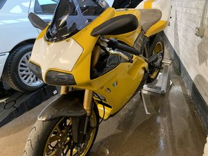 Picture of 2001 Ducati 748B - low mileage For Sale