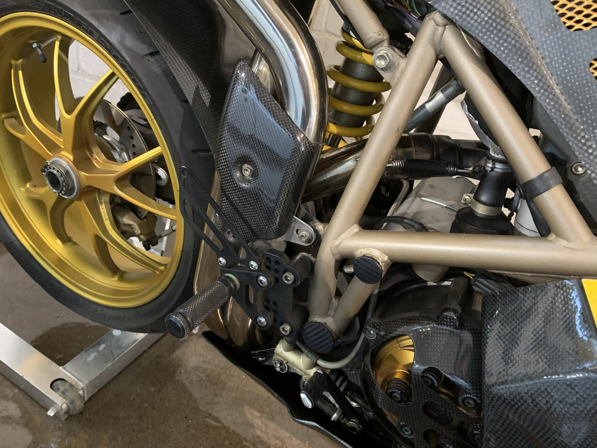 2001 Ducati 748B - low mileage For Sale (picture 6 of 10)