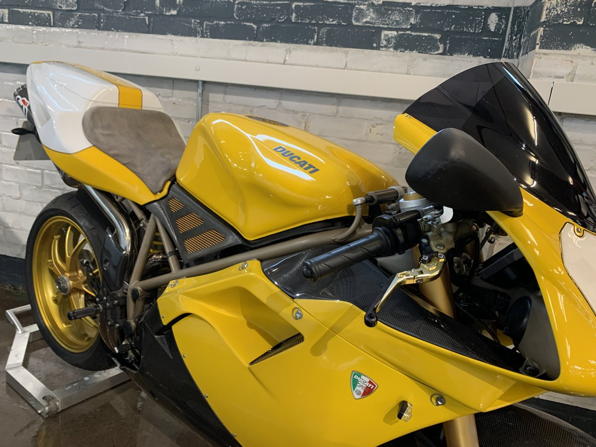 2001 Ducati 748B - low mileage For Sale (picture 7 of 10)