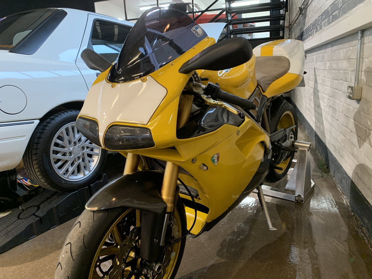 2001 Ducati 748B - low mileage For Sale (picture 10 of 10)