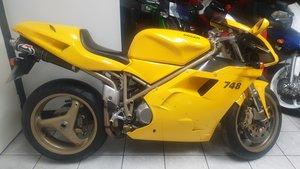 Picture of 2000 Ducati 748S Super Sports Classic