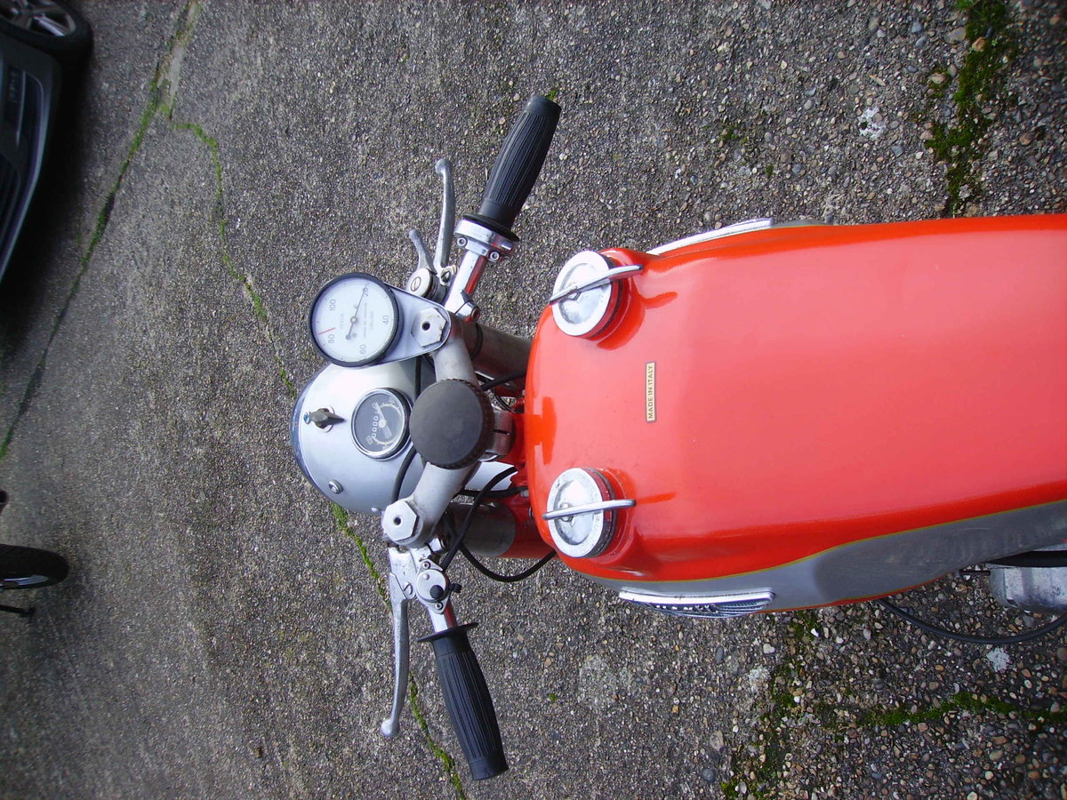 1968 Ducati 250 Mark 3 Twin Filler  For Sale (picture 4 of 6)