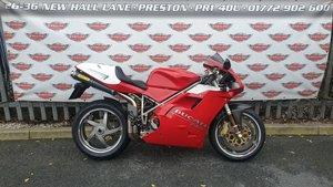 Picture of 2001 Ducati 748 Biposto Super Sports For Sale