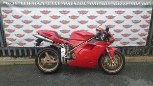 Picture of 1996 Ducati 916 Biposto Sports Classic For Sale