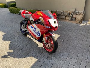 Ducati 999R Fila Limited Edition