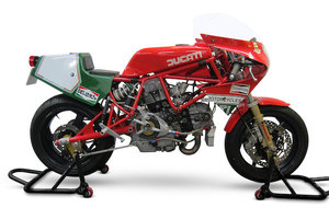 2012 Ducati Sports Motorcycles 900cc TT944 (see text)