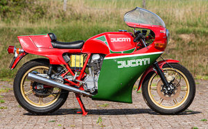 Picture of 1981 Ducati 864cc Mike Hailwood Replica For Sale by Auction