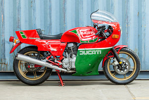 Picture of 1983 Ducati 864cc Mike Hailwood Replica For Sale by Auction
