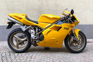 Picture of 1999 Ducati 748 Biposto For Sale by Auction