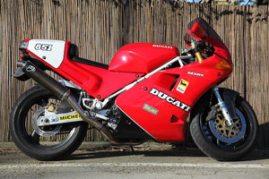 Picture of 1991 Ducati 851 SP3 Superbike For Sale by Auction