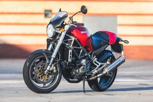 Picture of 2001 DUCATI MONSTER S4 (THE MIKE BELL COLLECTION)