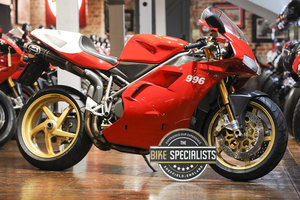 Picture of 2000 Ducati 996 SPS Final Series Stunning Original Example For Sale